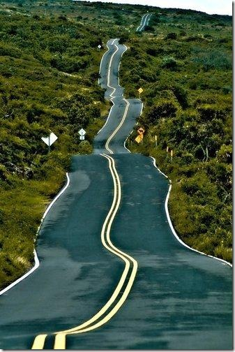 Магия и красота дорог