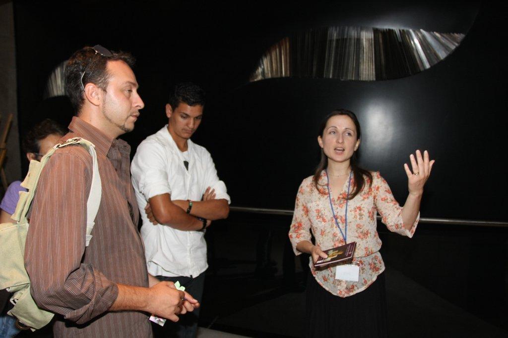 Выставка «Истина-Доброта-Терпение» открыла свои двери в Тель-Авиве