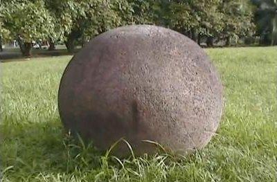 Таинственные каменные шары Коста-Рики