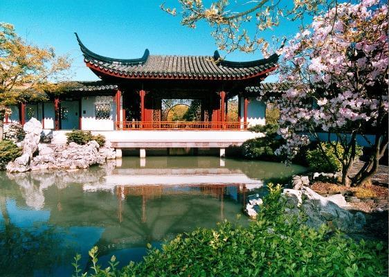 Традиционное садово-парковое искусство династии Мин. Фото: nationalgeographic.com