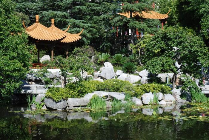 Традиционное садово-парковое искусство династии Мин. Фото:www.marktewartsblog.com