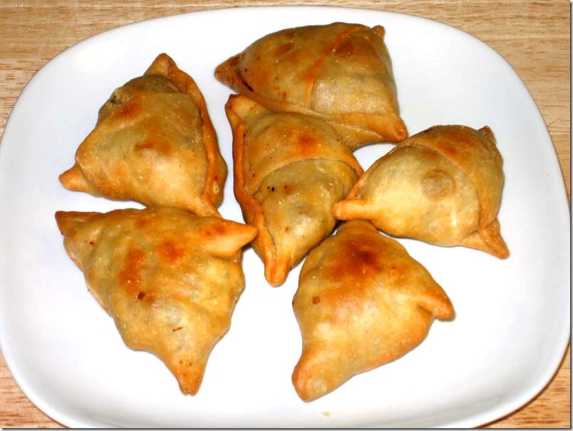 Samosa By Chef Manjula