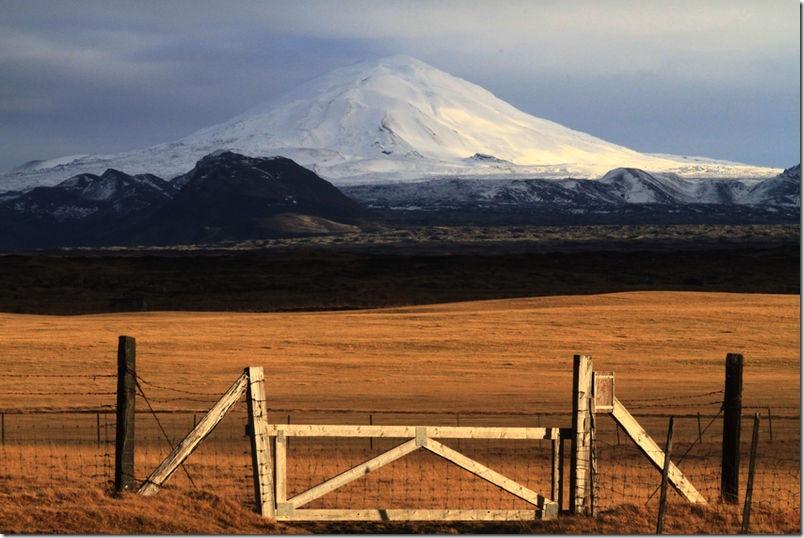 Вулкан Гекла, Исландия. Фото: Sverrir Thorolfsson /wikimedia.org