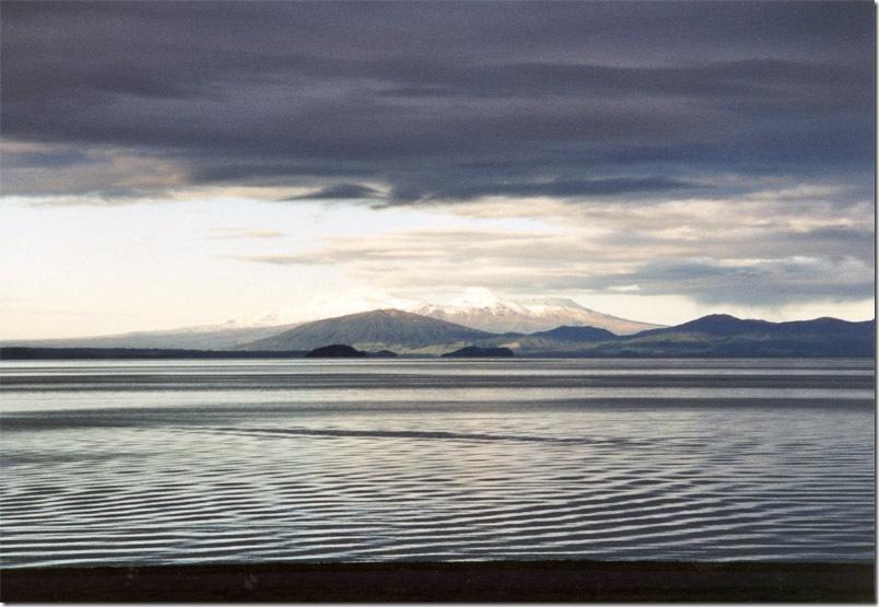 Кальдера Озеро Таупо. Фото: ru.wikipedia.org