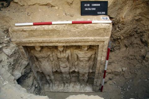 Чешские археологи обнаружили 4500-летнюю гробницу египетской принцессы