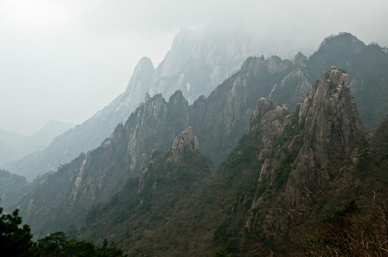 Слоистость гор