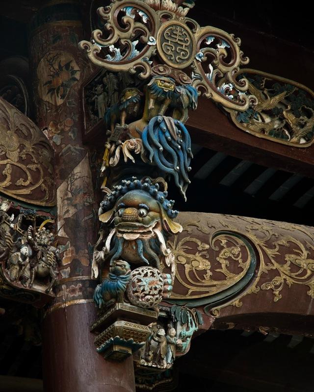 Китайский домовой