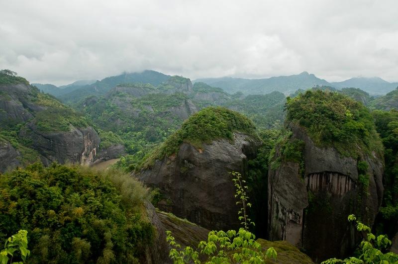 Национальный парк Уи шань