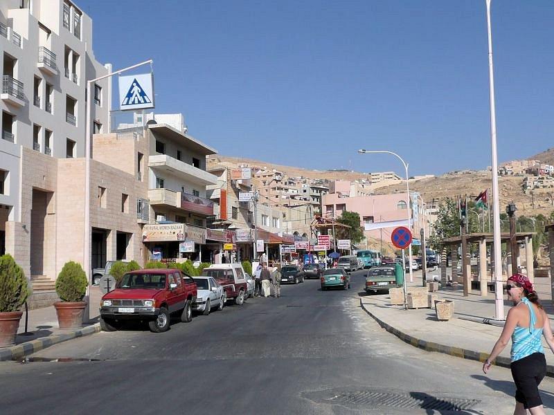 Abu Musa, Jordan