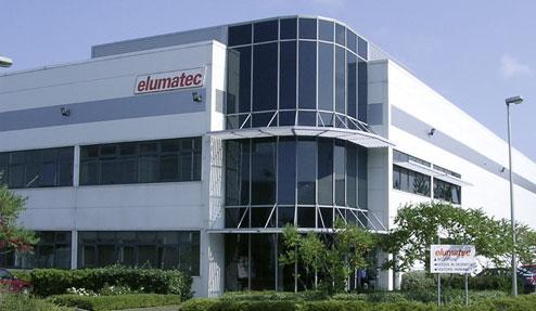 """Компания """"Elumatec""""."""