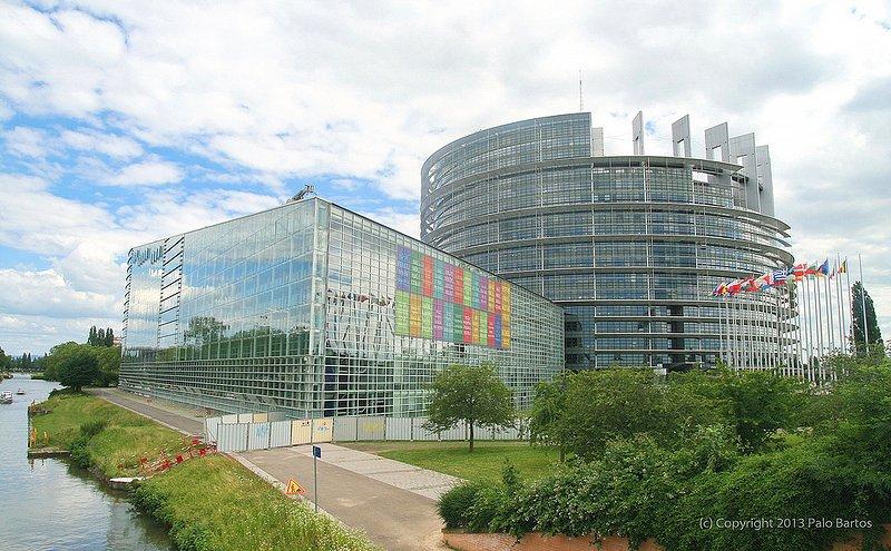 Европарламент панорама