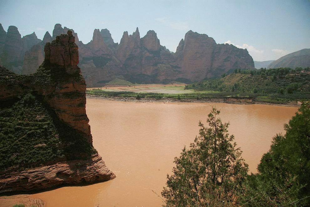 В Древнем Китае люди страдали не от недостатка огня, а от переизбытка воды.