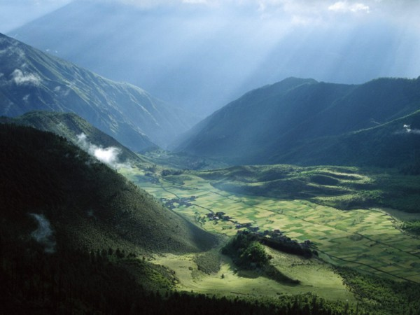 Tibet_Fields