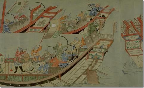 Японская живопись.
