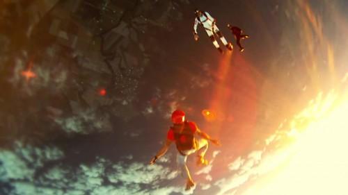 Полет и небо
