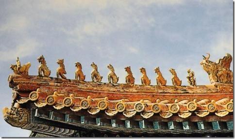 Древнекитайская архитектура