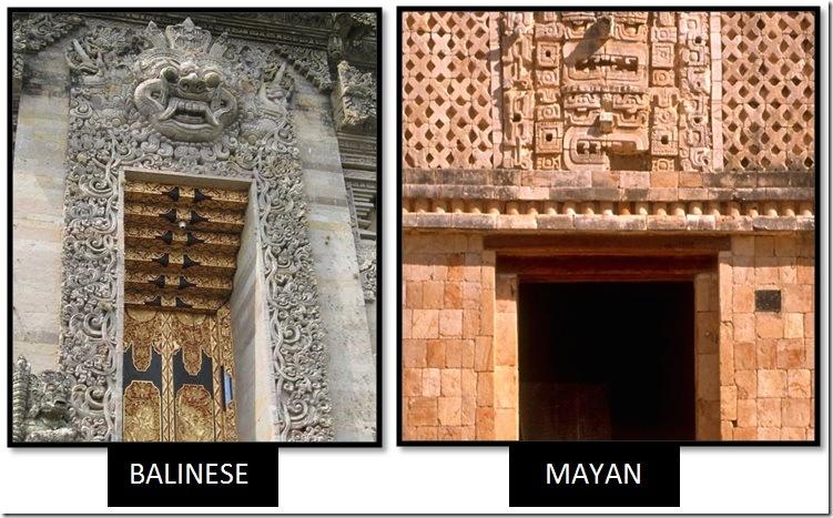 Mayan-Balinese-Face-Above-Doorway-Monster