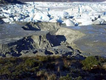 Гигантское озеро в Чили исчезло в одночасье