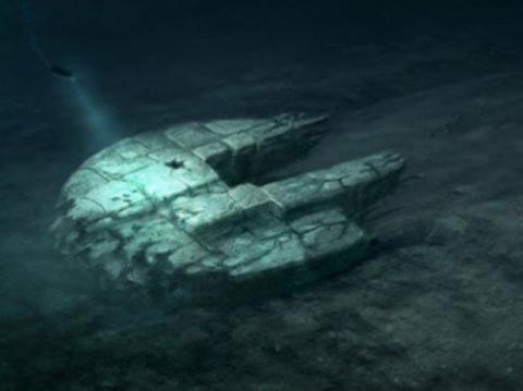 как обнаружить подводную лодку со спутника