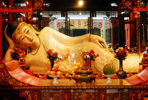 Нефритовый Будды. Фото: shanghainight.net