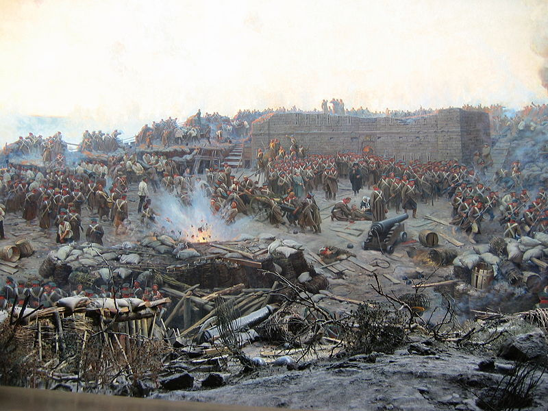 Крымская война. Фото: wikimedia.org