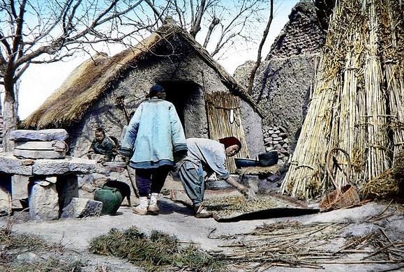 Деревня в Китае. Фото:russianshanghai.com