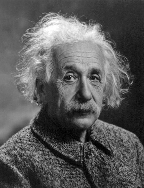 Альберт Эйнштейн в 1947 году. Фото: ru.wikipedia.org