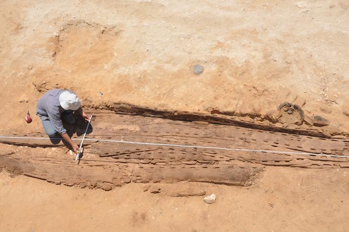 археологические находки лодок