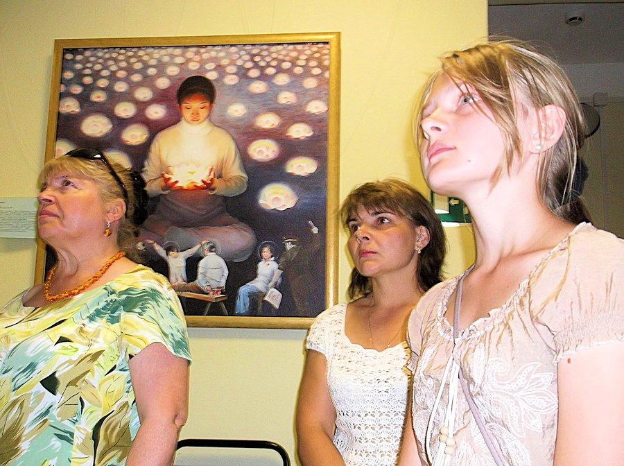 Выставка «Истина, Доброта,Терпение» посетила Магнитогорск