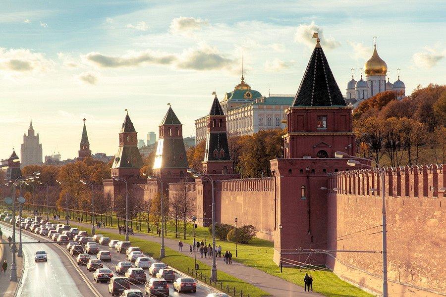 Москва, Кремль, Россия.