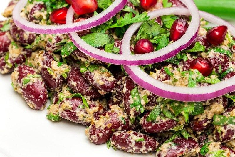 Салаты кавказская кухня рецепты с