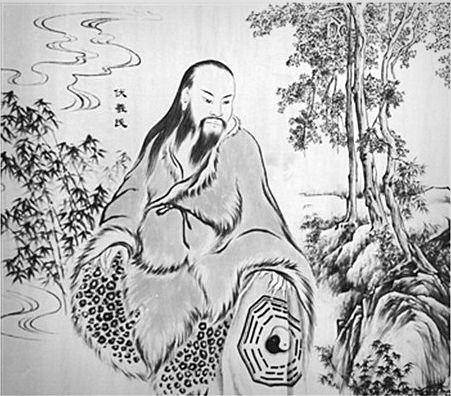 Легенды Древнего Китая. Первый Мудрец Поднебесной