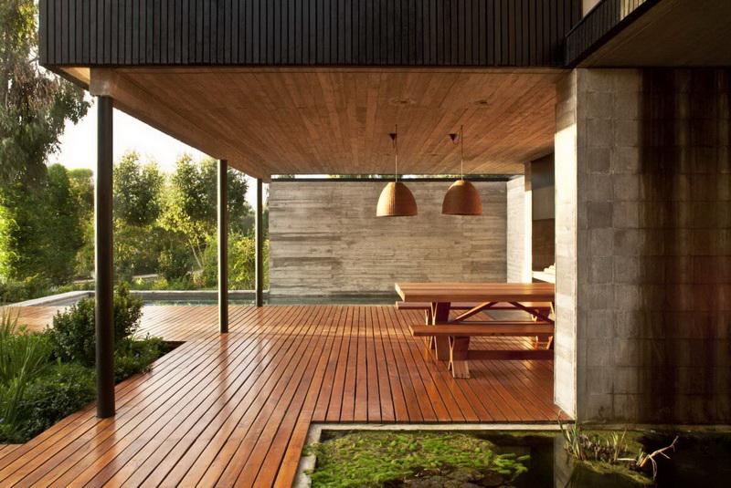 Дизайн загородного дома - это то, во что вкладывается частица души.